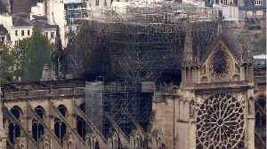 French Construction Group Vinci Urges Peers To Join Notre-Dame Repair Effort [Video]