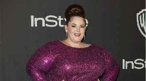 Plus-size Model Tess Holliday Says She Responds To Trolls With Kind Message Of Support [Video]