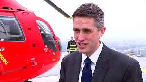 Gavin Williamson: Brexit 'cannot be negotiated away' [Video]