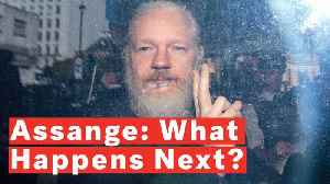 Julian Assange - What Happens Next? [Video]