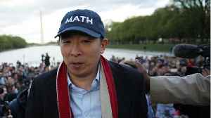 Andrew Yang's Presidential Rally [Video]