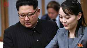 Report: Kim Jong Un's Sister Possibly Stripped of Political Power [Video]
