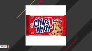 Chewy Chips Ahoy Cookies Recalled Due To 'Unexpected Solidified Ingredient' [Video]