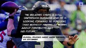 Russell Wilson Inks Historic Four-Year Contract Extension [Video]