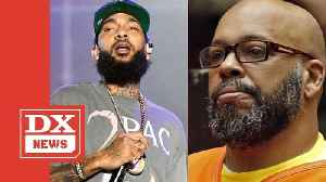 Suge Knight Compares Nipsey Hussle To Tupac [Video]