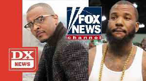 T.I. & The Game Get At Laura Ingraham And Fox News Over Nipsey Hussle Disrespect [Video]