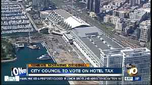 City Council to decide when Hotel Tax vote will take place [Video]
