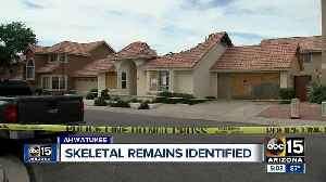 Police identify human remains found in Ahwatukee home [Video]