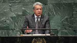 Ecuador's President Says Assange Tried To Use Asylum At Embassy To Spy [Video]