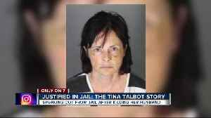 Talbot speaks from jail after murder conviction, says she killed husband for the safety of her son, herself [Video]