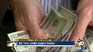 It's Tax Day, do you owe? [Video]