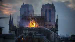 Donations Pour In To Help Rebuild Notre Dame Cathedral [Video]
