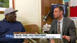 Race, risk and response: Key to detecting prostate cancer early [Video]