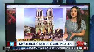 Hello humankindness: Hunt for 'dad and daughter' in Notre Dame picture goes viral [Video]