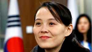 Kim Jong Un's Sister May Have Been Booted From Ruling Body [Video]