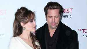 Angelina Jolie And Brad Pitt Are Officially Divorced [Video]