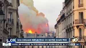 Local exhibit open for San Diegans to reflect on Notre Dame [Video]