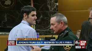 John Jonchuck found guilty of first-degree murder for throwing his daughter off a bridge in 2015 [Video]