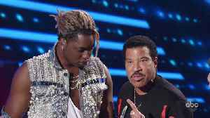 Lionel Richie Puts Uche Into the American Idol 2019 Top Ten [Video]
