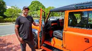 Hot Wheels Fan Builds Ultimate Land Rover Defender | RIDICULOUS RIDES [Video]