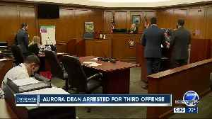 Aurora West dean charged with 3 felonies, misdemeanor after alleged school gun threats [Video]