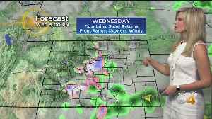 Rain Possible By Wednesday [Video]