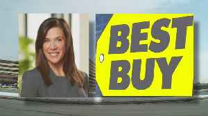 News video: Best Buy CFO Corie Barry To Become Chief Executive Officer