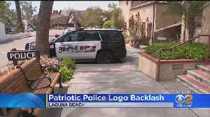 New American Flag Design On Laguna Beach Police Patrol Cars Creates Controversy [Video]