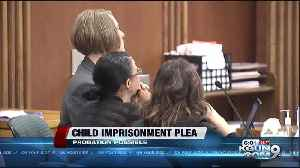 Mother accused of imprisoning her children pleads guilty [Video]