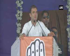 Demonetisation, GST reasons for highest unemployment in 45 years Rahul Gandhi [Video]