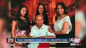 Family remembers 72-year-old truck passenger killed by helicopter blade in Palm River [Video]