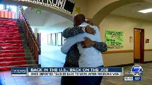 Highlands Ranch teacher back in Colorado after 'miraculous' journey [Video]