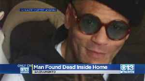 Man Found Dead Inside His Home [Video]