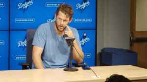 Clayton Kershaw on his first regular-season start for Dodgers [Video]
