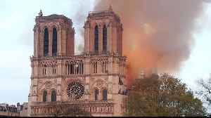 Paris' Notre Dame cathedral 'saved, preserved' after massive fire [Video]