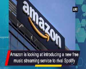 Amazon to launch free music-streaming service Report [Video]