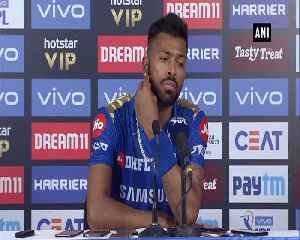 My preperations for cricket would always be the same be it World Cup or IPL Hardik Pandya [Video]