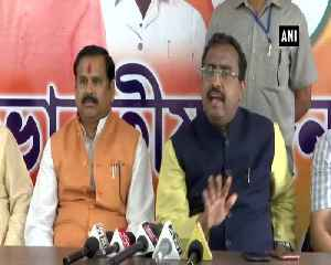 Assams NRC to be released by July end Ram Madhav [Video]
