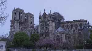 News video: Notre Dame Cathedral fire 'fully extinguished'