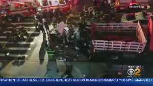 Breaking Overnight: Deadly Crash In Washington Heights [Video]