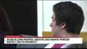Hospital videos will be allowed in face-biting murder case [Video]