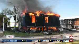 Punta Gorda couple loses everything in house fire [Video]