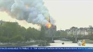 World Devastated By Notre Dame Cathedral Fire [Video]