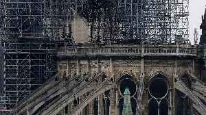 News video: Notre Dame investigators believe fire caused 'by accident' and probe restoration work