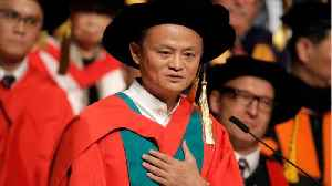 Jack Ma Supports12-Hour Workdays [Video]