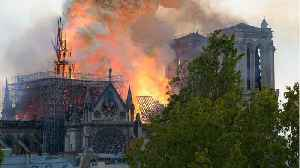 News video: Investigation Starts Into Notre-Dame Fire