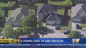 Arlington PD Investigating 3 Murders That Happened Within 24 Hours [Video]