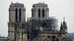 Billionaires and businesses pledge donations for Notre Dame repairs [Video]