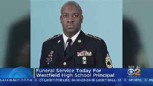 Funeral Today For Westfield High School Principal [Video]