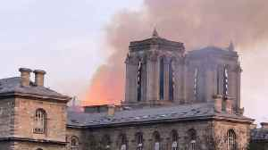 Notre-Dame Fire Appears To Have Been Accidental [Video]